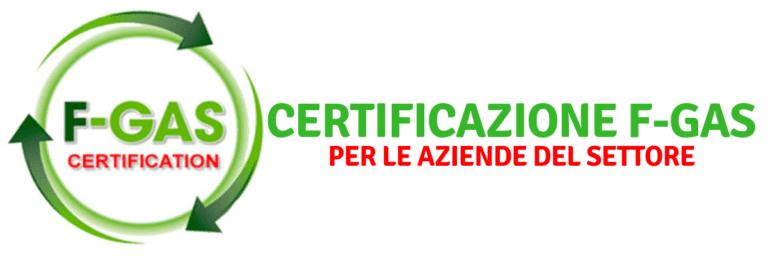 certificazione f-gas azienda corso impresa